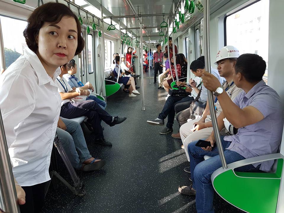 Một mình 1 đường, tàu từ Hà Đông đến Cát Linh hết 30 phút-17