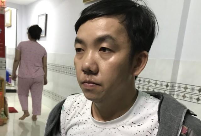Nghi phạm cướp ngân hàng ở Tiền Giang tử vong-1
