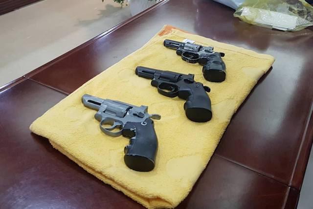 Nghi phạm cướp ngân hàng ở Tiền Giang tử vong-2
