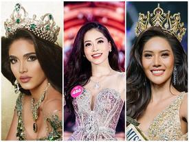 Á hậu Bùi Phương Nga có đủ đẹp để tranh vương miện Miss Grand 2018 khi đứng cạnh dàn mỹ nhân quốc tế?
