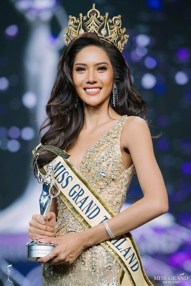 Á hậu Bùi Phương Nga có đủ đẹp để tranh vương miện Miss Grand 2018 khi đứng cạnh dàn mỹ nhân quốc tế?-3