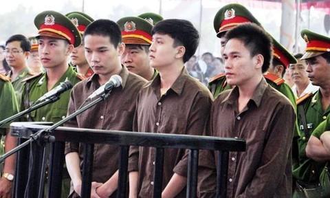 Vụ thảm sát 6 người ở Bình Phước: Thi hành án tử tù Vũ Văn Tiến-1