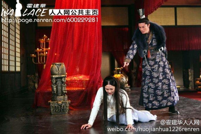 Mỹ nam bạo lực nhất xứ Trung: Cứ nhân dịp đóng phim là lại thẳng tay tát bạn diễn trối chết-2