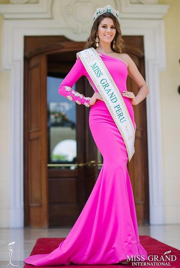 Á hậu Bùi Phương Nga có đủ đẹp để tranh vương miện Miss Grand 2018 khi đứng cạnh dàn mỹ nhân quốc tế?-14