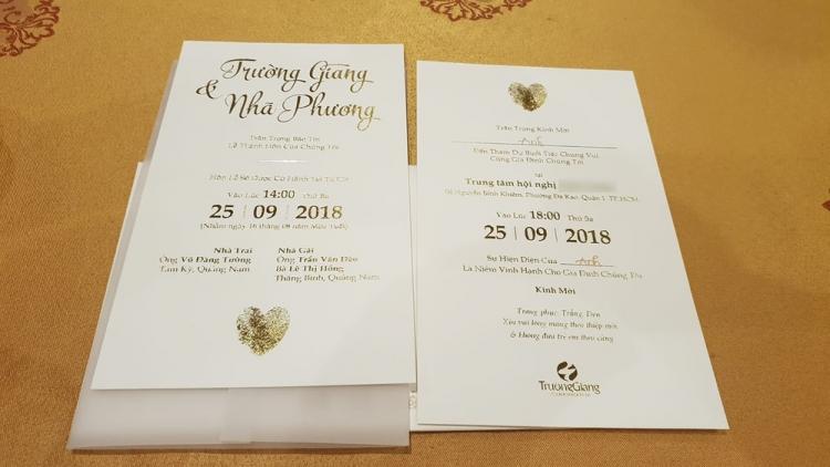 Hé lộ thông tin tuyệt mật chỉ có ở đám cưới Trường Giang - Nhã Phương-3
