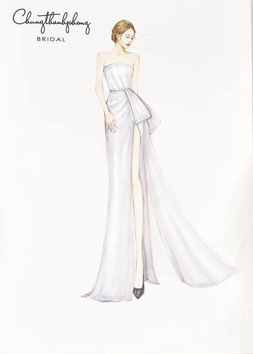 Tiết lộ chiếc váy đặc biệt Nhã Phương sẽ mặc trong tiệc cưới với Trường Giang-2