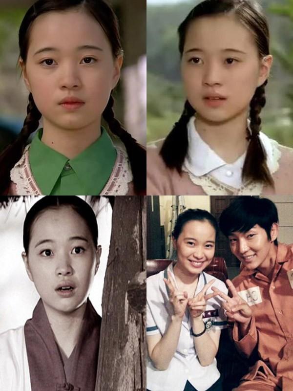 Nhan sắc trái ngược của sao nhí Nàng Dae Jang Geum: Người dậy thì thành công, kẻ kém xinh mờ nhạt-4