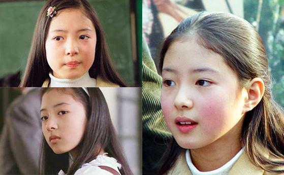 Nhan sắc trái ngược của sao nhí Nàng Dae Jang Geum: Người dậy thì thành công, kẻ kém xinh mờ nhạt-5