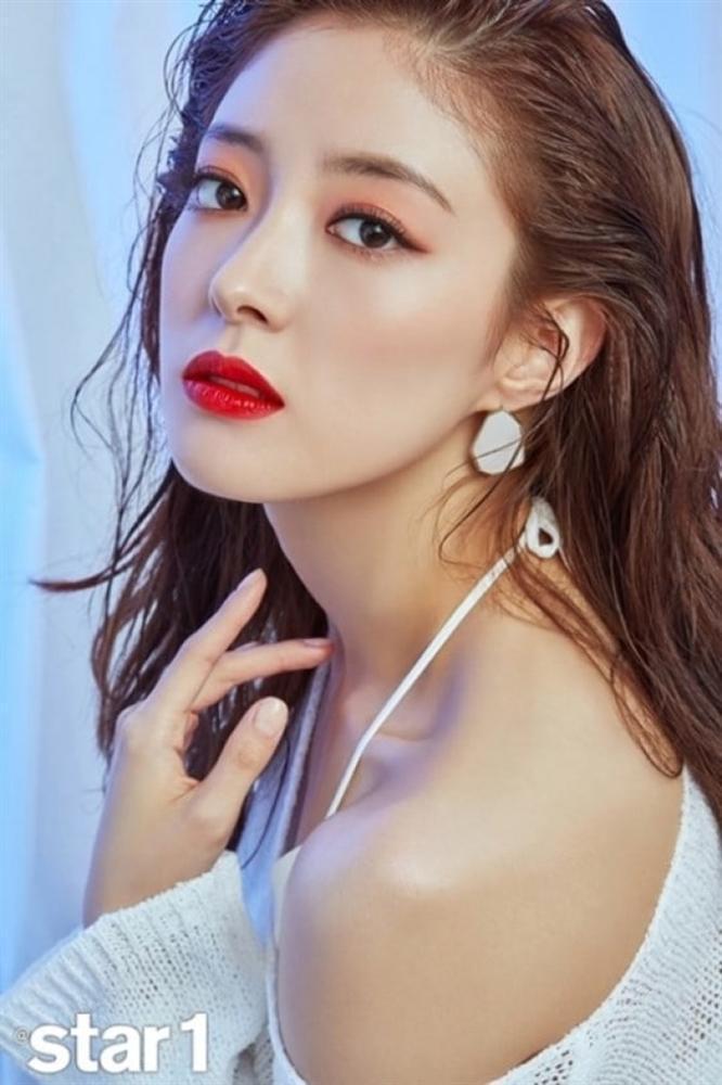 Nhan sắc trái ngược của sao nhí Nàng Dae Jang Geum: Người dậy thì thành công, kẻ kém xinh mờ nhạt-7
