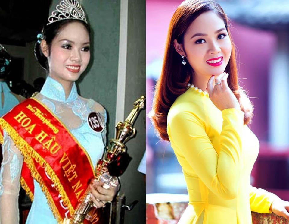 Ngắm lại thời khắc đăng quang của dàn Hoa hậu Việt Nam từ năm 1992 mới thấy nhan sắc Trần Tiểu Vy không phải dạng vừa-10