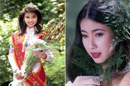 Ngắm lại thời khắc đăng quang của dàn Hoa hậu Việt Nam từ năm 1992 mới thấy nhan sắc Trần Tiểu Vy không phải dạng vừa-11