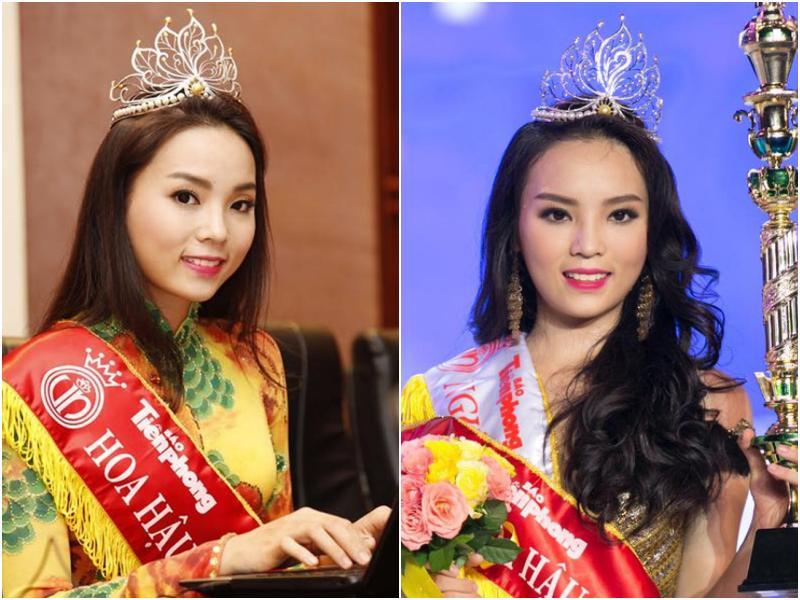 Ngắm lại thời khắc đăng quang của dàn Hoa hậu Việt Nam từ năm 1992 mới thấy nhan sắc Trần Tiểu Vy không phải dạng vừa-4