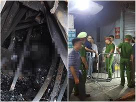 Phát hiện xác chết trong khu nhà trọ bị cháy của ông Hiệp 'Khùng'