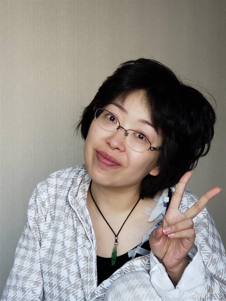 Chuyện tình lấy nước mắt vạn người của tiểu thuyết gia nổi tiếng Trung Quốc Vì em, anh nguyện yêu cả thế giới-6