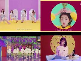 Vừa tập tành lấn sân ca hát, bạn gái Luhan đã bị tố đạo nhái 'Palette' của IU