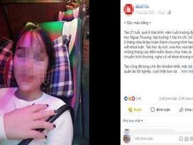 Bức tâm thư của nữ sinh ĐH Ngoại thương bị ung thư máu gửi các bạn trẻ