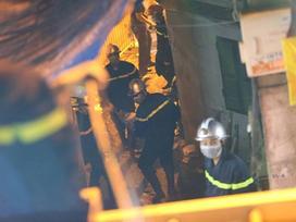 Xác minh danh tính 2 xác chết ở khu nhà trọ bị cháy của ông Hiệp 'khùng'
