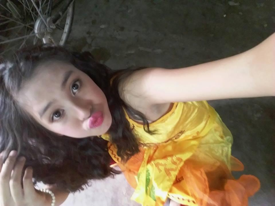 Loạt hình nhí nhảnh cá cảnh của Trần Tiểu Vy trước khi đăng quang Hoa hậu Việt Nam 2018-6