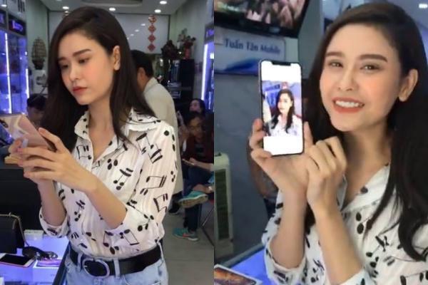 Những sao Việt đầu tiên chạm tay vào iPhone Xs, Xs Max nóng phỏng tay-3