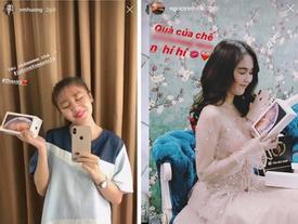 Những sao Việt đầu tiên chạm tay vào iPhone Xs, Xs Max 'nóng phỏng tay'