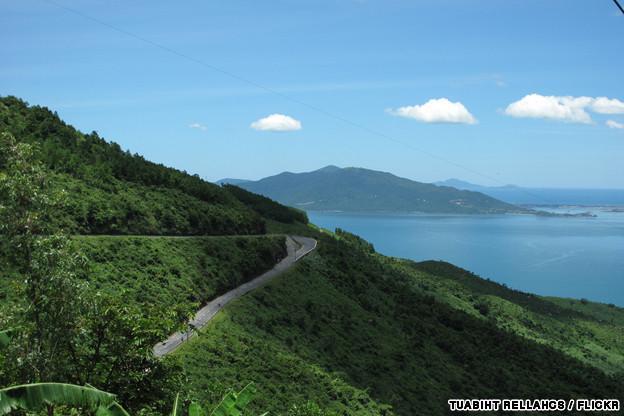 Đèo Hải Vân lọt top những cung đường ấn tượng nhất châu Á-6
