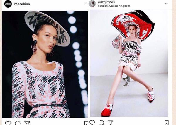 Ra mắt trong mùa Milan Fashion Week, BTS mới của Moschino dính nghi án đạo nhái-3