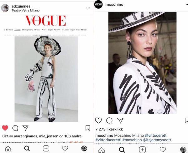 Ra mắt trong mùa Milan Fashion Week, BTS mới của Moschino dính nghi án đạo nhái-4