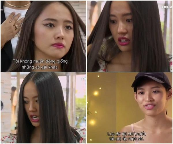Qua rồi thời nhẫn nhịn làm ngơ, chân dài Việt cư xử ngày càng đốp chát tại Asias Next Top Model-11
