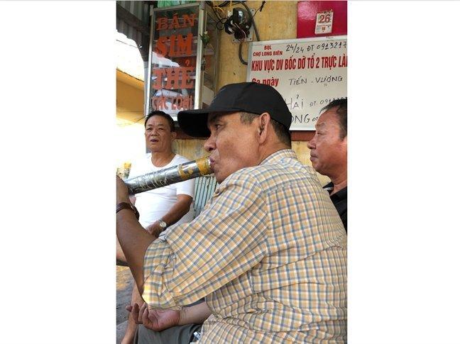 Tố cáo bị bảo kê, tiểu thương chợ Long Biên bị khủng bố-5