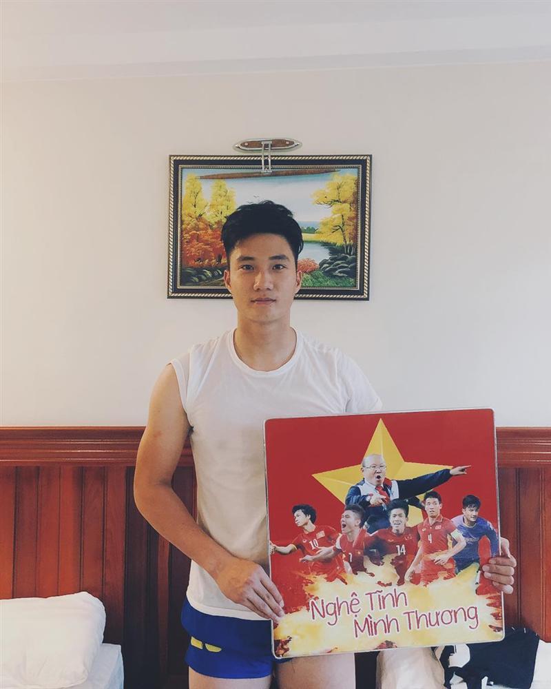 5 thủ môn Việt được ví như cực phẩm: Đẹp trai, cao không kém mẫu ảnh-6