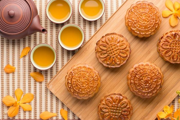 Vòng quanh châu Á xem sự khác biệt giữa bánh Trung thu của các nước-1
