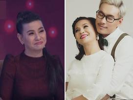 Chứng kiến cặp vợ chồng U60 vẫn thắm thiết, Cát Phượng: 'Ước gì Kiều Minh Tuấn và tôi về sau vẫn yêu nhau như thế này'