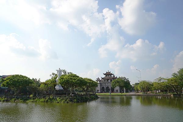 Ảnh: Nét đẹp Ninh Bình - quê hương Chủ tịch nước Trần Đại Quang-10