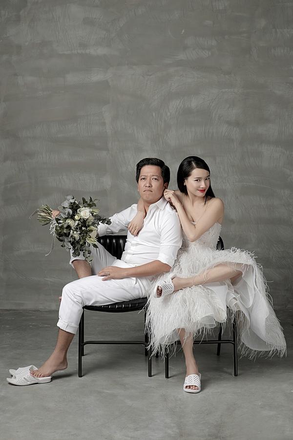 Những bộ ảnh cưới mang phong cách độc lạ của sao Việt-1