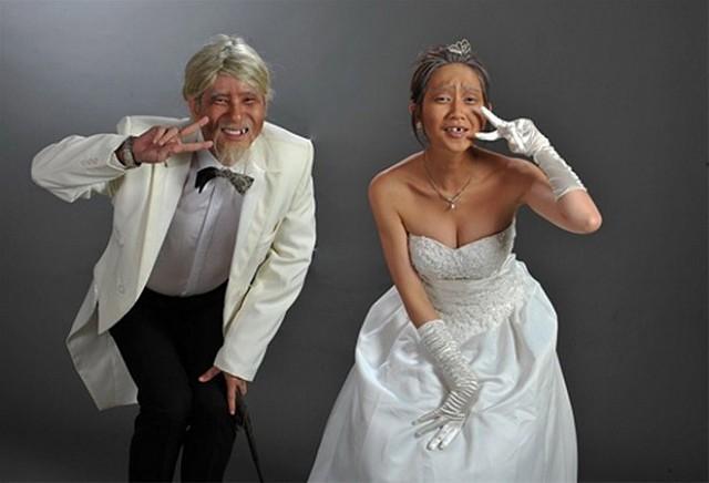 Những bộ ảnh cưới mang phong cách độc lạ của sao Việt-5