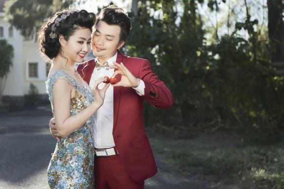Những bộ ảnh cưới mang phong cách độc lạ của sao Việt-17