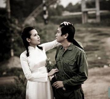 Những bộ ảnh cưới mang phong cách độc lạ của sao Việt-19
