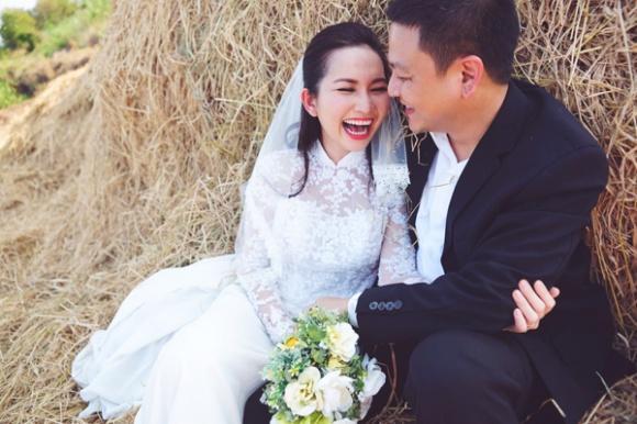 Những bộ ảnh cưới mang phong cách độc lạ của sao Việt-13