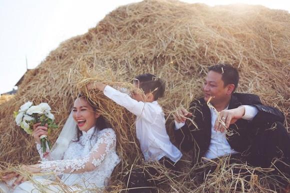 Những bộ ảnh cưới mang phong cách độc lạ của sao Việt-14