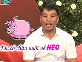 Mang lợn đi... hẹn hò, chàng trai Bình Dương gây xôn xao cộng đồng mạng