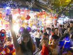Khoảnh khắc yên bình trong tiết thu Hà Nội ngày cuối tuần-9