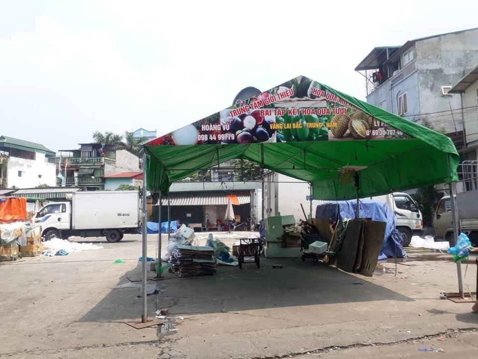 Vì sao tiểu thương chợ Long Biên phải è cổ nộp trăm triệu bảo kê?-5