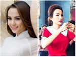 Hoa hậu Diễm Hương gây xôn xao với gương mặt bị nghiệp đoàn mạng nhận xét chẳng khác nào búp bê hư-21