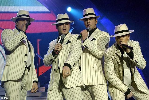 Nhóm Westlife sắp tái xuất, ra đĩa nhạc có Ed Sheeran sáng tác-2