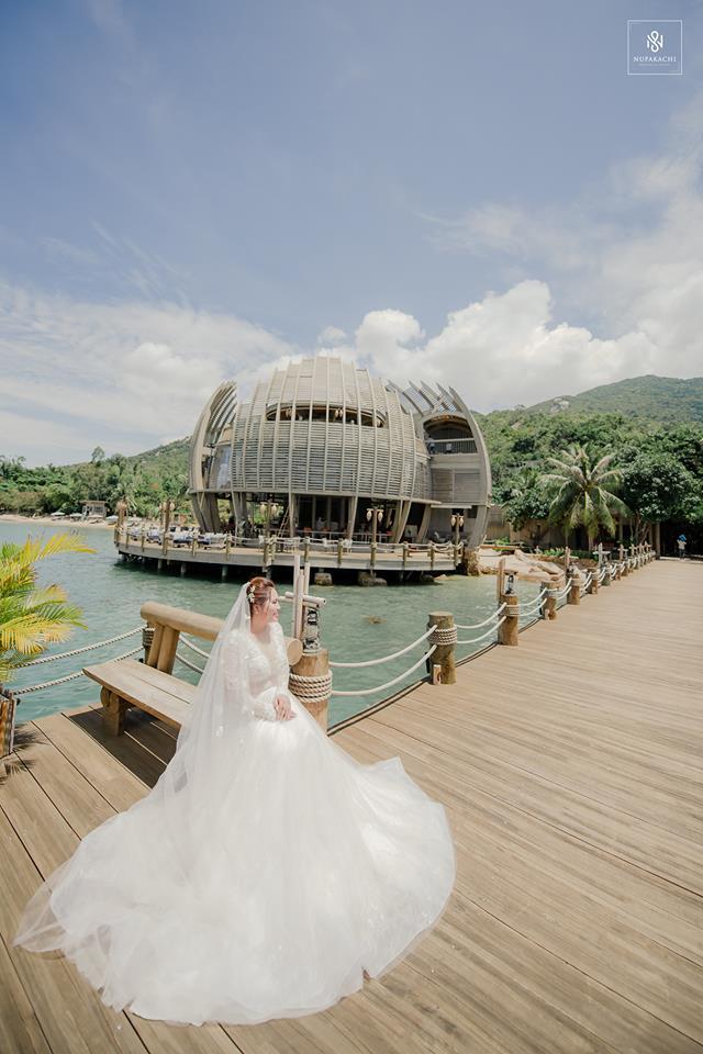 Cô dâu 9X chụp ảnh cưới già như bà thím mạnh tay chi thêm 30 triệu chụp lại và cái kết không thể ngờ-4
