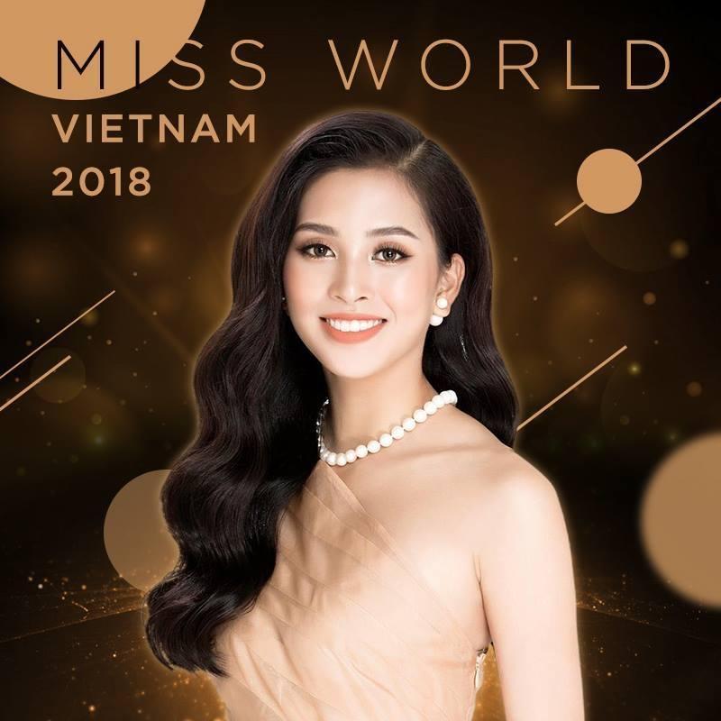 Không có tên Trần Tiểu Vy trong dự đoán top 15 nhan sắc có cơ hội chạm vương miện Hoa hậu Thế giới 2018-2