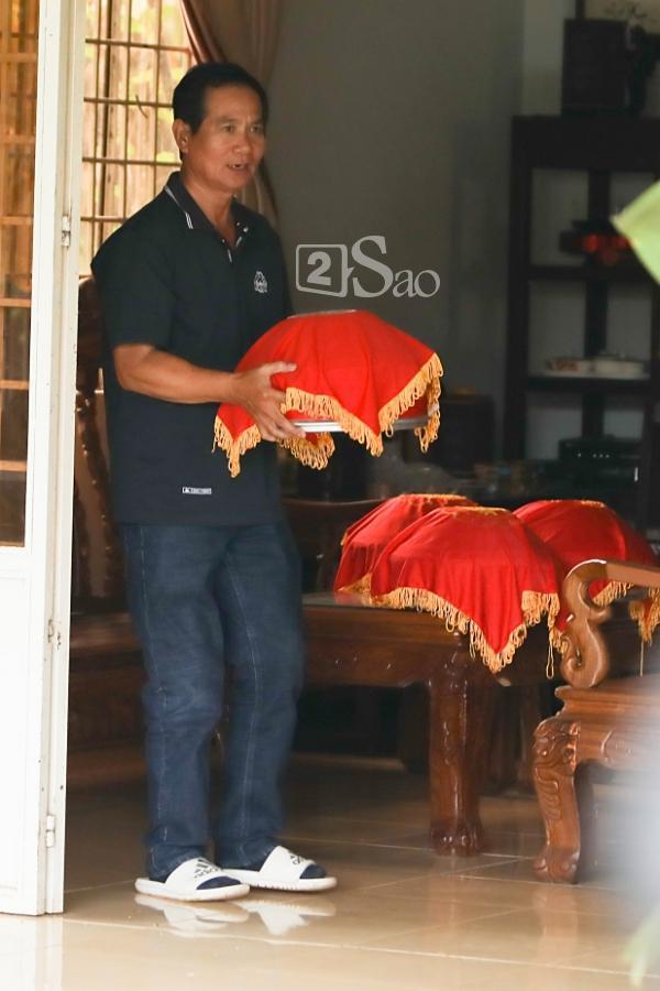 Gia đình Trường Giang tất bật mang sính lễ lên Sài Gòn đón dâu-2
