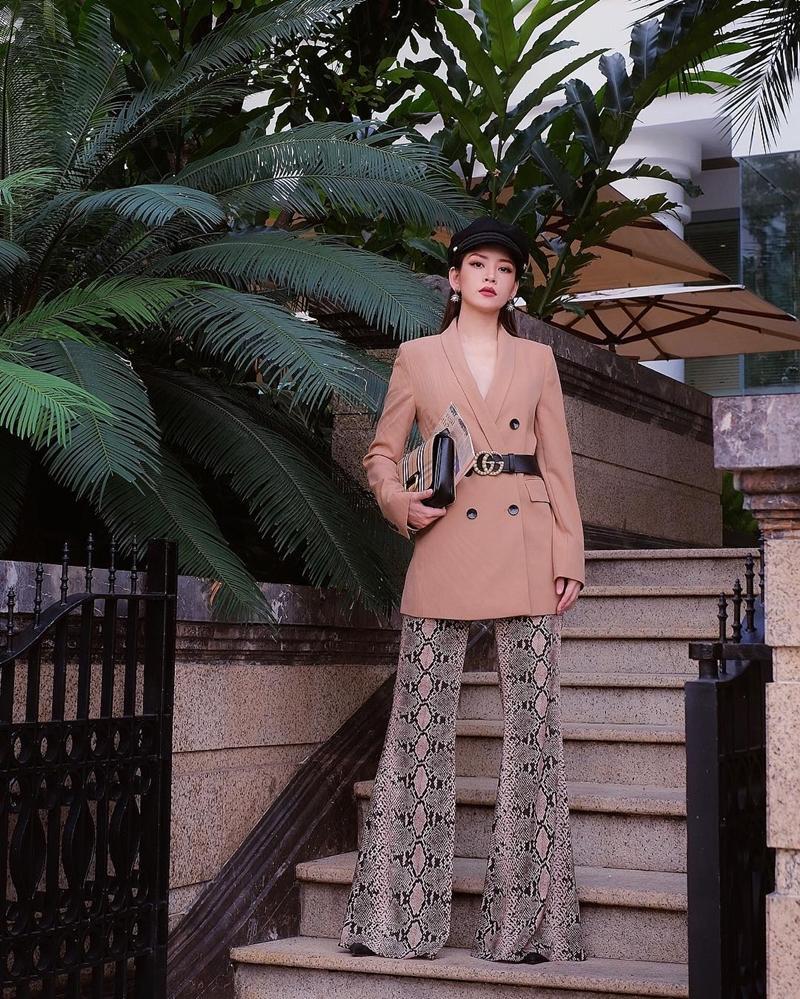 Chi Pu chất khỏi bàn - Jun Vũ khoe eo thon ngực đầy dẫn đầu sao mặc street style đẹp nhất tuần qua-1