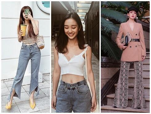 Chi Pu chất khỏi bàn - Jun Vũ khoe eo thon ngực đầy dẫn đầu sao mặc street style đẹp nhất tuần qua