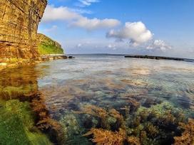 Trải nghiệm thiên đường Đảo Lý Sơn nhìn từ Flycam, ai cũng sẽ muốn đến một lần